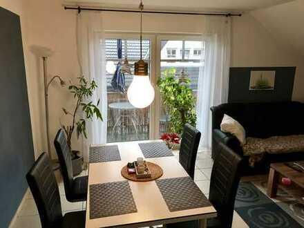 Ansprechende 2 Zimmer-Wohnung mit Süd-West Balkon im Zentrum von Rheine Mesum
