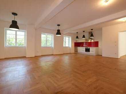 Neuwertige LOFT-WOHNUNG! Großflächiges und exklusives Wohnen  in zentraler Lage von LU-Hemshof.