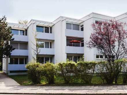 Möblierte 1- Zimmereigentumswohnung in München Moosach