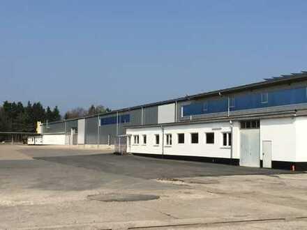 Generalüberholte Lager/Logistik- oder Montagehalle
