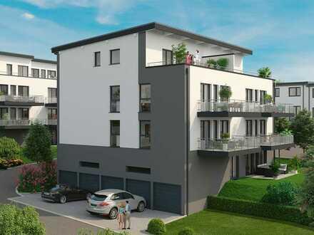 Viel Freiraum für Ihre Familie mit 4 Zimmern und Terrasse in Naturlage