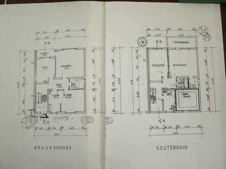 Erstbezug nach Sanierung: attraktive 5-Zimmer-Wohnung mit Garten in Mühltal