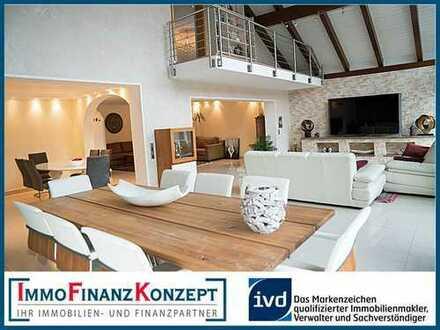 Außergewöhnliches und exklusives 3-Familienhaus mit Garagen in Bochum-Höntrop