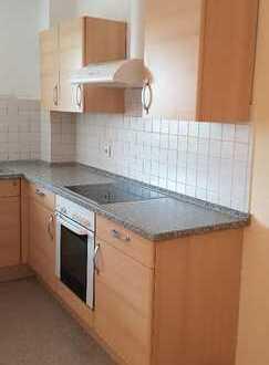 Hepberg, schöne 3 ZKB Wohnung im 1. Obergeschoss