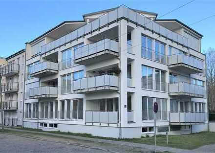 komfortable Wohnung mit Tiefgaragenstellplatz