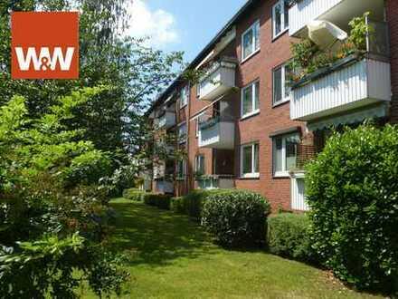 Schwachhausen - schöne 4-Zimmer-Wohnung in ruhiger Lage