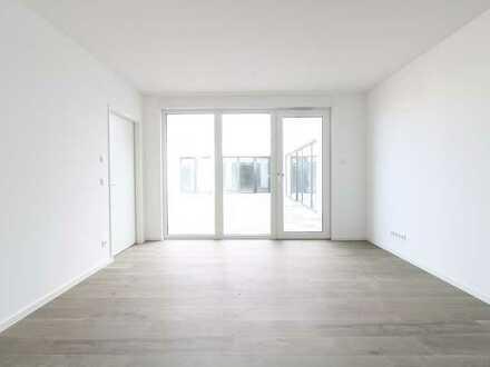 Herrliche 2-Zimmer Wohnung mit EBK und Terrasse!!!