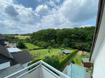 Dortmund-Höchsten: Schön gelegene Wohnung mit West-Balkon und toller Aussicht in DO-Höchsten!
