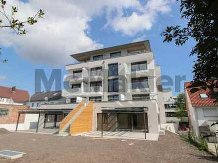 Sonnig und stilvoll: Exklusive 2-Zi.-Stadtwhg. in Sillenbuch mit großem Balkon