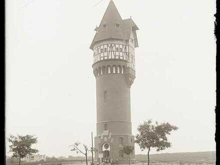 Wohnung im alten Wasserturm! 50 Km von Berlin