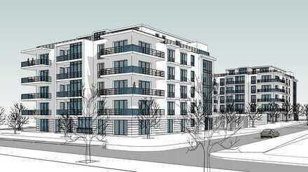 Helle 3-Zimmer-Wohnung mit Terrasse