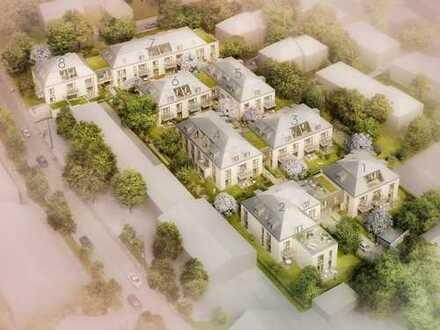 Stilvoll leben im hoamART Villenviertel - Komfortable Drei-Raum-Wohnung auf ca. 86 m²