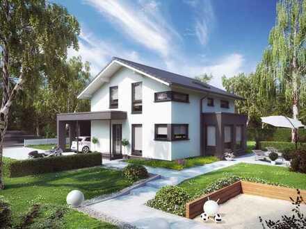 Einfamilienhaus mit Baugrundstück