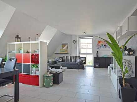 Traumhafte 3 Zimmer Maisonette Wohnung für Mieter mit Anspruch auf Wohnqualität