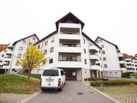 Großzügige Dachgeschoss-Maisonette-Wohnung mit Balkon!