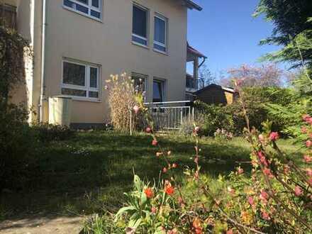 Gepflegte 3Z-Erdgeschosswohnung mit eigenem Garten in Worms Herrnsheim