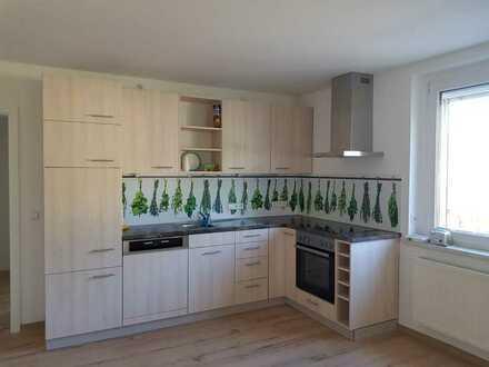 Sanierte 3-Zimmer-Wohnung mit Balkon und Einbauküche in Dresden