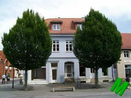 + Maklerhaus Stegemann + Wohn- und Geschäftshaus im Seebad Ueckermünde