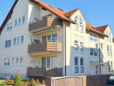 Römerberg: Großzügige 3 ZKB im EG eines ruhigen 7-FH