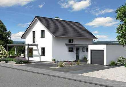 Einfamilienhaus+Garage ,ca. 132m2 Wfl., 559 m2 Grundstück(auch als Premium Mietkaufvariante möglich)