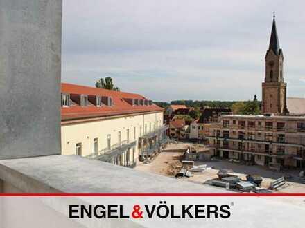 Erstbezug: Dachwohnung mit historischem Flair!