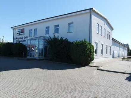 Ehemalige Schweißtechnische Lehranstalt - Platz für Ausbildung, Produktion oder Lagerung!