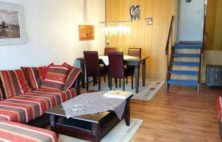 2-Zimmer-Galeriewohnung, Schwimmbad/Sauna