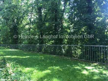 SOFORT VERFÜGBAR: Wohnung im Reihenhausstil mit Terrasse und Blick ins Grüne