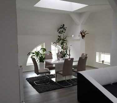 3-Raumwohnung mit Einbauküche und Gartennutzung in Crimmitschau