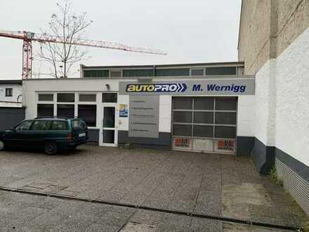 Wir vermieten unsere Werkstatt und Wohnung für Mechaniker und Installateure!