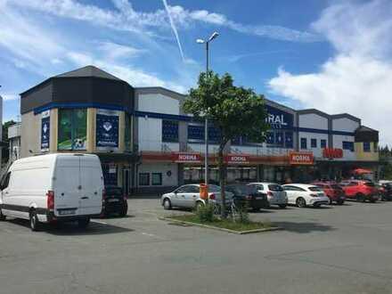Einzelhandelsfläche in zentraler Verkehrslage in Hof an der A15