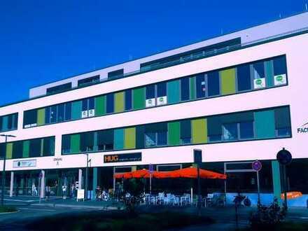 Praxisfläche im Fachärztezentrum am Kreiskrankenhaus Bergstraße