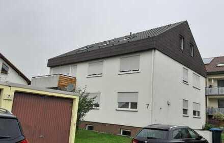 3-Zimmer-Dachgeschosswohnung mit Balkon in Schlierbach