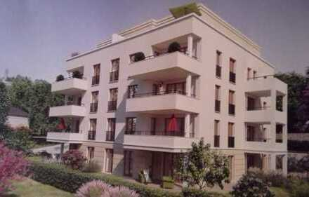 Erstbezug mit Balkon: exklusive 2-Zimmer-Wohnung in Heppenheim