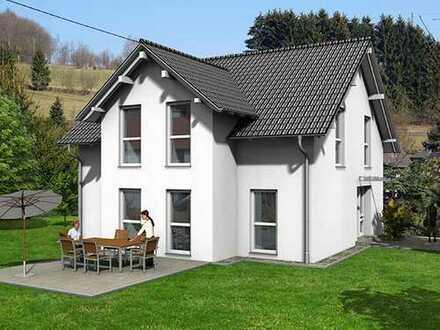 Hilchenbach: schönes Baugrundstück in Baulücke mit Blick ins Grüne!