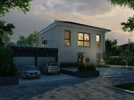 Außergewöhnliches OKAL Haus sucht Familie - Grundstück in Altenkirchen