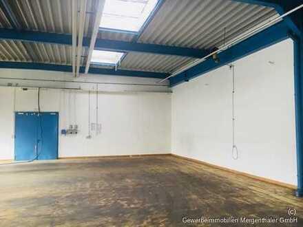 Erstbezug-Moderne Lagerhalle in Allmersbach im Tal zu vermieten
