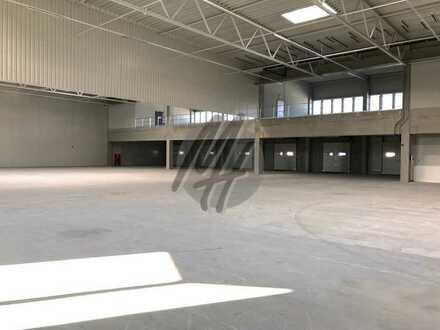 PROVISIONSFREI ✓ LAGER-/LOGISTIK-NEUBAU ✓ 25.000 m² / teilbar ✓ Rampe + eben ✓ 10 m Höhe ✓