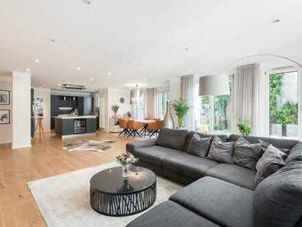 Moderner Lifestyle im Philosophenviertel - Exklusive Terrassenwohnung mit Privatgarten und Pool!