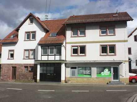 Neu sanierte 2-Raum-Wohnung mit Einbauküche in Neckargemünd - Ortsteil Mückenloch