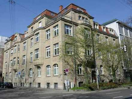 Stuttgart-West- Helle, grosszügige 3 Zimmerwohnung am Feuersee zu vermieten -KEIN BALKON-