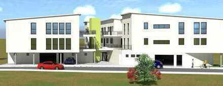 Dreizimmerwohnung mit 106 m² Wohnfläche und Balkon (W15)