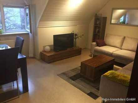 Wohnen zwischen Neckar und Weinbergen – 3-Zimmer-Dachgeschoss-Wohnung in Wangen