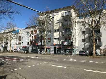 Bezugsfrei ab April 2020: 2-Zimmer-Eigentumswohnung mit Balkon und TG-Einzelstlpl. in BAD, Weststadt