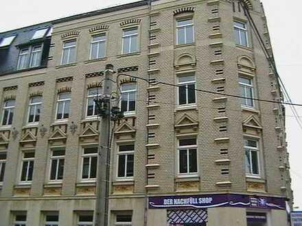 Kleine gemütliche 2-Raum-Wohnung im Dachgeschoss