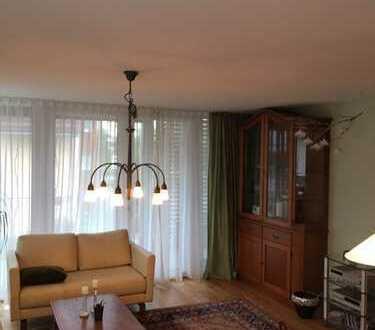 Exklusive 3-Zimmer-Seniorenwohnung mit Balkon und EBK im Generationen+ in Salem's neuer Mitte