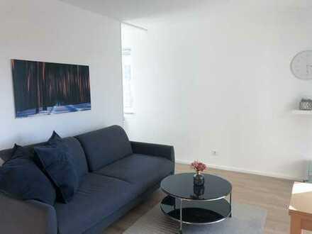 Elegant eingerichtetes 1-Zimmer-Appartement mit Fernblick nahe der Fürther Altstadt