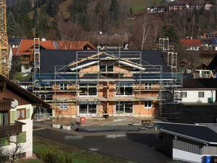 Dachgeschosswohnung in 5-Familienhaus in Sonthofen - Ortsteil Binswangen