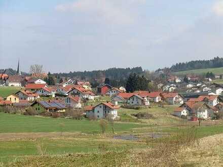 """""""von der Sonne verwöhnt...!"""" Baugrundstück in 94118 Jandelsbrunn"""