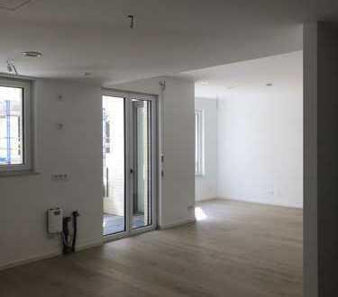 Erstbezug mit Balkon: stilvolle 2-Zimmer-Wohnung in Mannheim